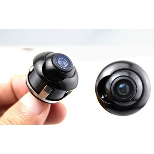 Reguliuojama HD vaizdo kamera