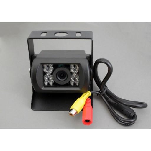 LAUNCM13 universali galinio vaizdo kamera, veidrodinis, 24V, NTSC