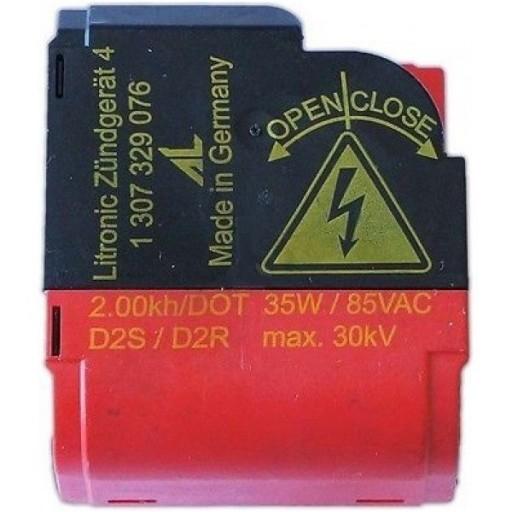 AL Bosch Litronic D2S D2R xenon adapteris