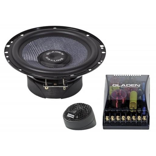 Gladen Audio SQX 165