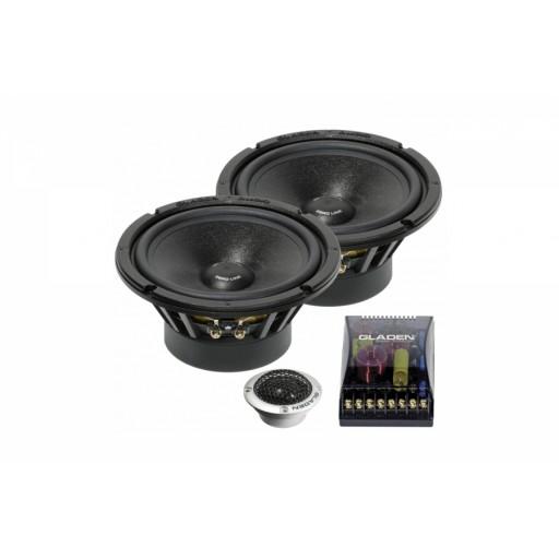 Gladen Audio ZERO PRO 165.2 DUAL