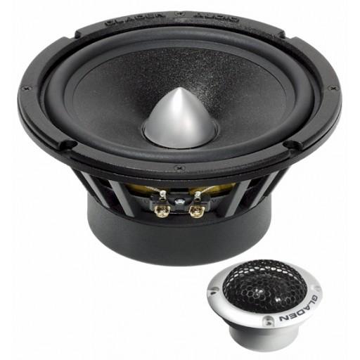 Gladen Audio ZERO PRO 165.2 PP AKTIV