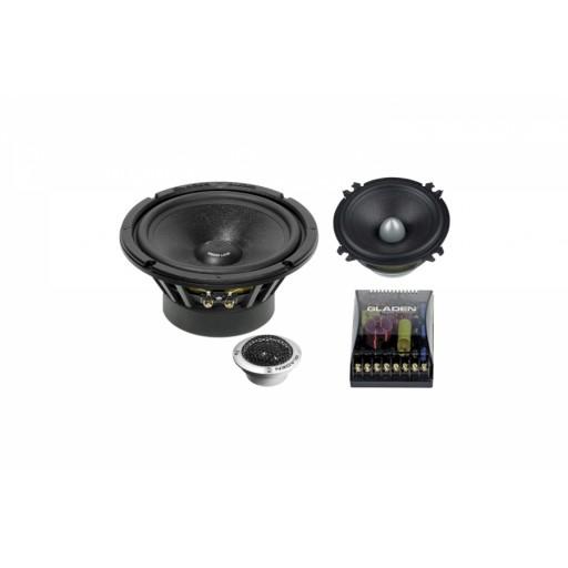 Gladen Audio ZERO PRO 165.3
