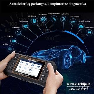 Kompiuterine diagnostika Klaipeda